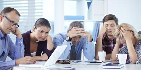 6 chiffres qui montrent qu'il faut en finir avec les réunions | articulation vie professionnelle & vie privée, aménagement du temps de travail et formation tout au long de la vie | Scoop.it
