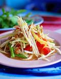 Green Papaya Salad - Green Papaya Salad Recipe | Nutrition Know-Hows | Scoop.it