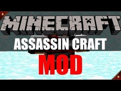 AssassinCraft Mod for Minecraft (1.8/1.7.10/1.7.2) | MinecraftMods | Scoop.it