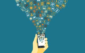 Mobiele website of eigen app | Webdesign | Scoop.it