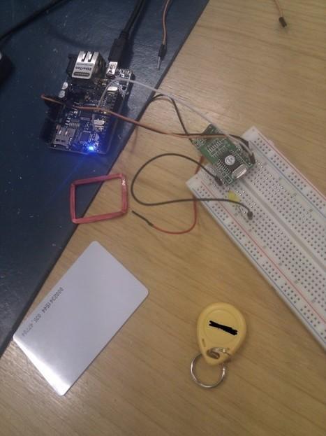 RFID + Reprap | REPRAP | Scoop.it