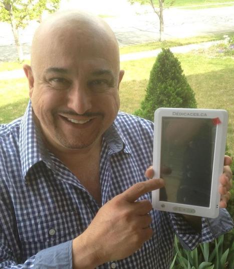 Tony Toscano fera gagner la liseuse de livres numériques des ... | Livres numériques | Scoop.it