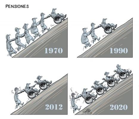 El futuro de las pensiones: Una Gran Verdad! | Defensor del Pensionista y Adulto Mayor | Scoop.it