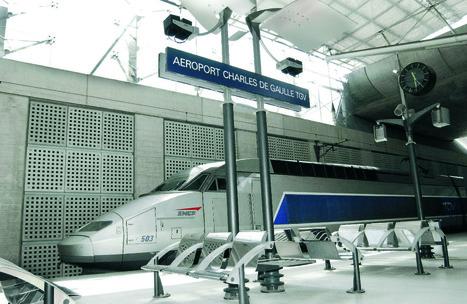 ADP : une ligne ferroviaire Paris-Roissy pourrait être créée. | Médias sociaux et tourisme | Scoop.it