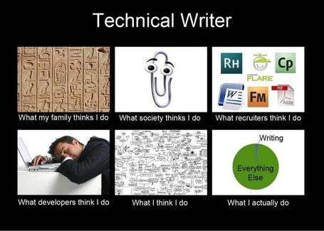 Technical Writer | What I really do | Scoop.it