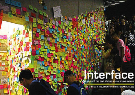 Interface: a journal for and about social movements | Art, a way to feel! | Scoop.it