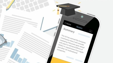 Top 8 Mobile Apps For Text Analysis - eLearning Industry | Technology and language learning | Scoop.it