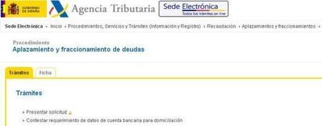 La aplicación de la nueva tarifa reducida es incompatible con los aplazamientos   Trabajo en Asturias   Scoop.it