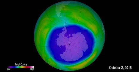 Good news: The ozone layer is finally healing | MishMash | Scoop.it