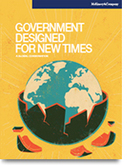 Government designed for new times | McKinsey & Company | Innovation | Scoop.it