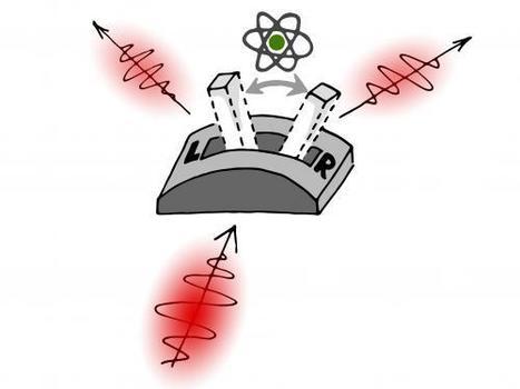 A single-atom light switch | science | Scoop.it