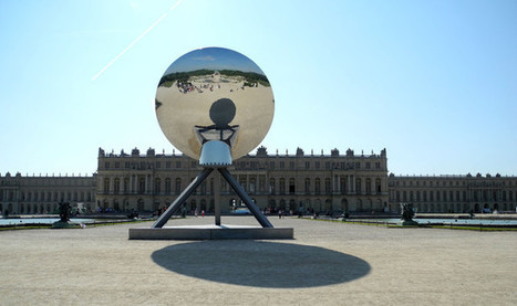 Anish Kapoor: Sky Mirror | Art Installations, Sculpture, Contemporary Art | Scoop.it
