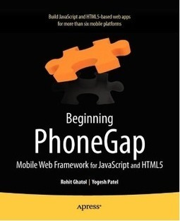 Beginning PhoneGap: Mobile Web Framework for JavaScript and ... | JavaScript Apis | Scoop.it
