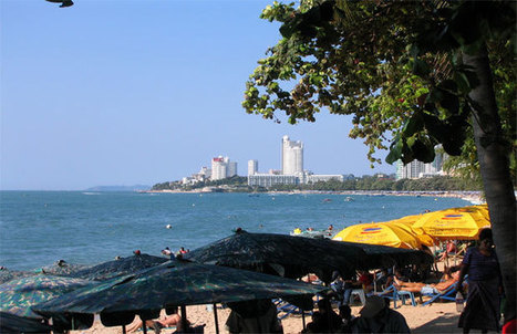 Pattaya Beach Access - Accessible Thailand | Accessible Tourism | Scoop.it