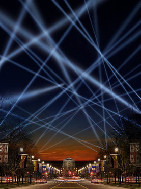 Rafael Lozano-Hemmer: Open Air | Art Installations, Sculpture, Contemporary Art | Scoop.it
