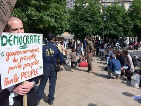 #12M Paris: Fontaine des innocents Les #Halles   #marchedesbanlieues -> #occupynnocents   Scoop.it