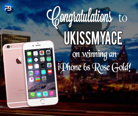 """online poker Congratulations to """"ukissmyace"""" on winning the brand new iPhone 6S Rose Gold Your skills and loyalty will be rewarded.   online poker in India   Scoop.it"""