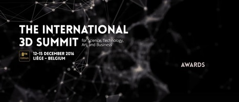 12>15.12.2016 - 3D Stereo MEDIA - international 3D summit for science, technology, Art and business   Digital #MediaArt(s) Numérique(s)   Scoop.it