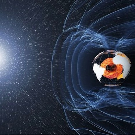 How Earth's magnetic field is changing | Amazing Science | Scoop.it