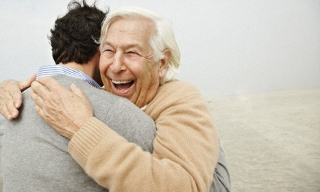 Hugs can make you feel younger: 'Cuddle hormone' could improve bone health and combat muscle wastin | Kickin' Kickers | Scoop.it
