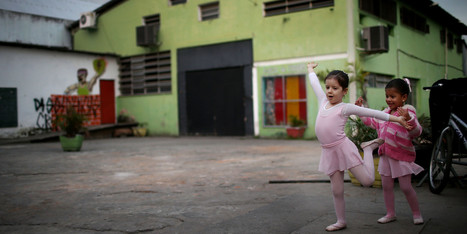 Girls From Brazil's Favelas Find Escape In Ballet | Music, Theatre, and Dance | Scoop.it