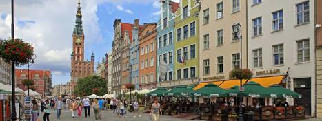 Gdańsk - Lonely Planet | Poland becomes trendy these days! | Scoop.it