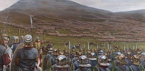 Mons Graupius, la gran victoria de Agrícola | LVDVS CHIRONIS 3.0 | Scoop.it