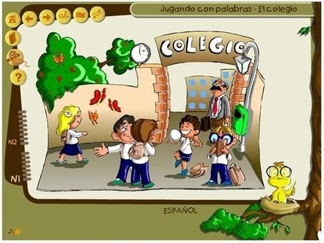 Juegos Educativos Online Gratis: Educación Infantil: Vocabulario | Recursos para Educación Infantil | Scoop.it