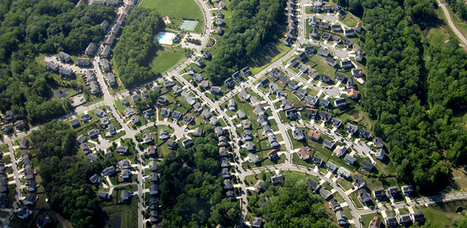 The Beginning of the End for Suburban America | AP Human Geography Education | Scoop.it
