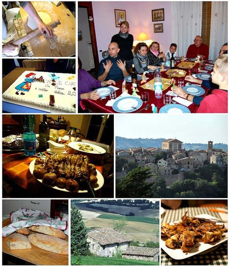 Come and Taste the Real Italy in Le Marche   Hideaway Le Marche   Scoop.it
