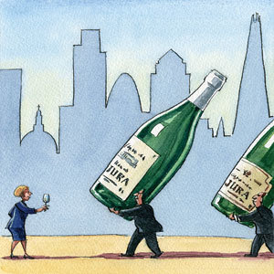 Jurassic spark (by Jancis Robinson)   Southern California Wine  and  Craft Spirits   Scoop.it