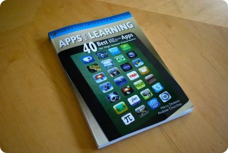 Tony Vincent's Learning in Hand - Blog - New Book: 40 Best Apps for Learning in High School | Edtech PK-12 | Scoop.it