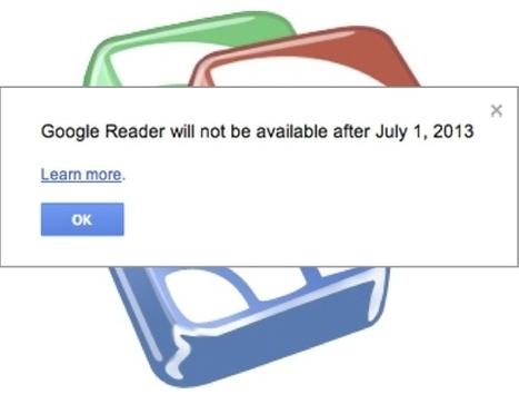 Google y el desprecio a sus usuarios: el cierre de Google Reader | Diseñar es vivir con inspiración | Scoop.it