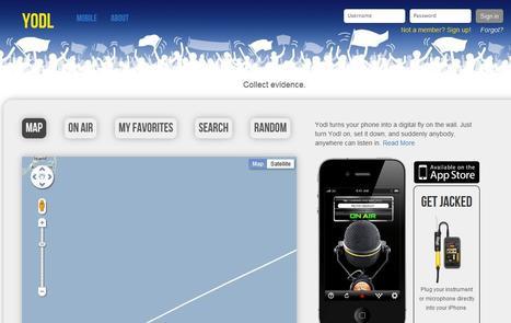 Yodl - Broadcast Your Revolution | Social media kitbag | Scoop.it