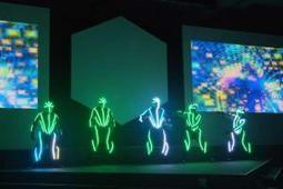 At BizBash Expo: 3-D Projection Mapping, QR Codes Highlight Event Technology ... - BizBash | Using QR Codes | Scoop.it