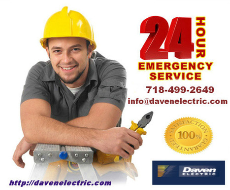 New York Electric Contractor | Daven Electric Inc - A NYC Electrician | Scoop.it