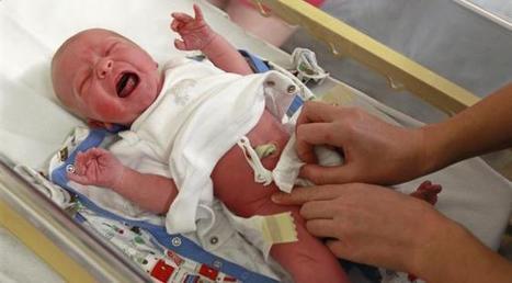 Reconnaître les pleurs de bébé : papa est aussi efficace que maman | Tout sur la Famille | Scoop.it