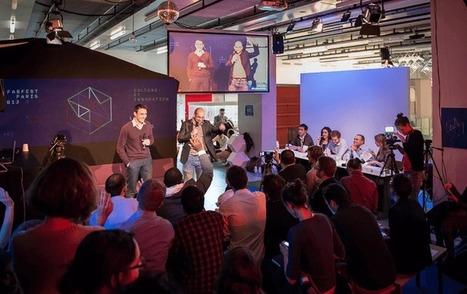 Appel à candidatures pour les entreprises innovantes de la culture et des médias | Clic France | Scoop.it