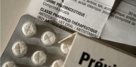 Anticoagulants : pourquoi les comprimés de Préviscan changent-ils ... - Sciences et Avenir | L'actualité de Merck en France | Scoop.it