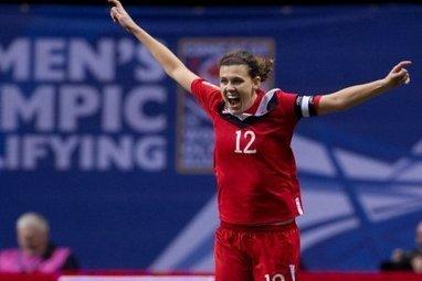 Sinclair, encore joueuse de l'année - RDS | Veille sport féminin | Scoop.it
