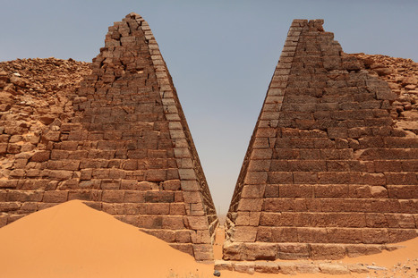 Sudan's Meroe Pyramids Are Just As Spectacular As The Ones You'll Find In Egypt | Nubia; daily life and cultural heritage | Scoop.it