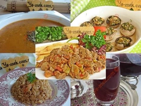 İftarda Dengeli Beslenme Menüsü | En Kaliteli Yemek Tarifleri Sitesi | Ramazan Menüleri | Scoop.it