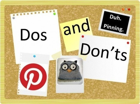 Do's and Don'ts for Food Truck Marketing With Pinterest | Restaurant Social Media Marketing Insights | Scoop.it