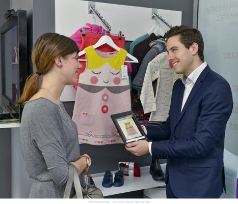 Le magasin connecté : Cegid présente les technologies de demain | magasin connecté | Scoop.it