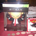 Hitman Absolution Ltd Edish along with PS3 game to give scale.... - via @SergProtectorat | GamingShed | Scoop.it