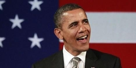 Barack Obama dévoile une playlist de campagne soul... et politique - nouvelobs.com   Afrobeatz   Scoop.it