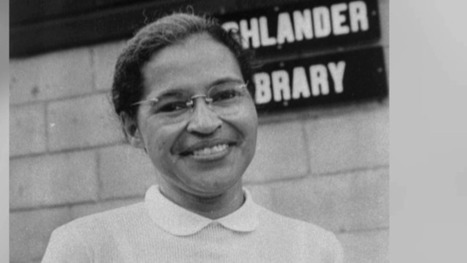 On Rosa Parks' 100th Birthday, Recalling Her Rebellious Life Before and After the Montgomery Bus | Women of The Revolution | Scoop.it