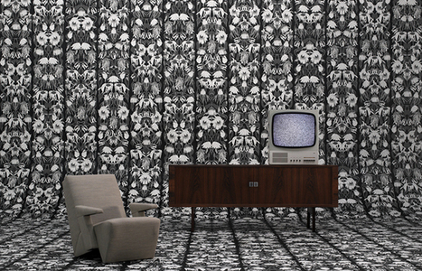 Could you live with Studio Job's wallpaper designs? | What's new in Visual Communication? | Scoop.it