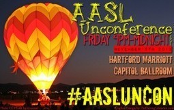 The AASL Unconference: Join us! — @joycevalenza NeverEndingSearch | Teacher Librarian: Sharing Ideas on Information Literacy, Reading, and Professional Development. | Scoop.it