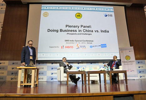 What took China ahead of India and what keeps it ahead - Business Today | Business in China | Scoop.it